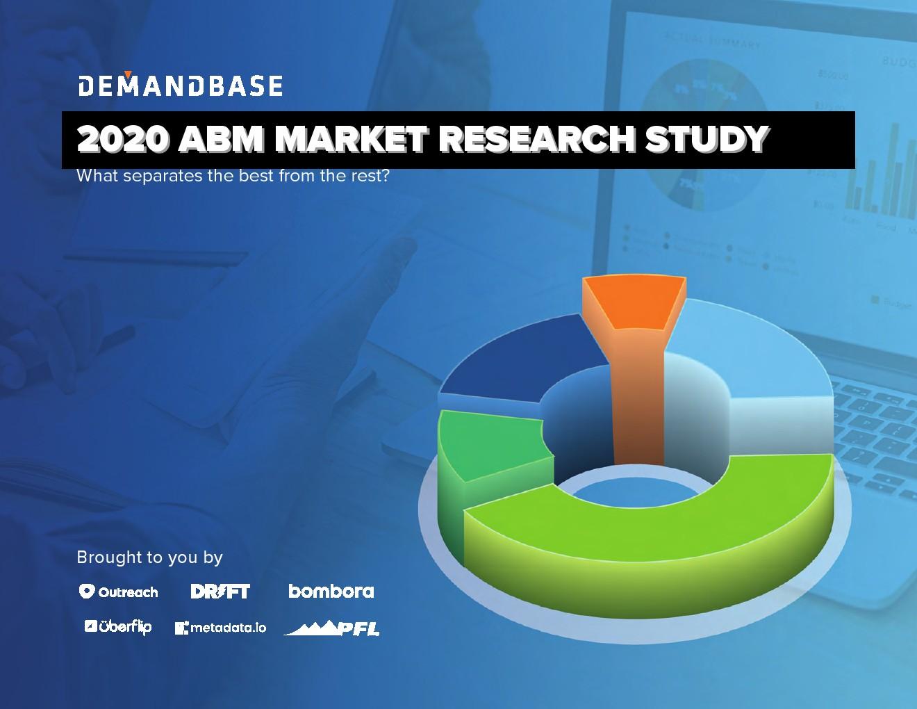 Demandbase:2020年基于账户的营销(ABM)营销报告