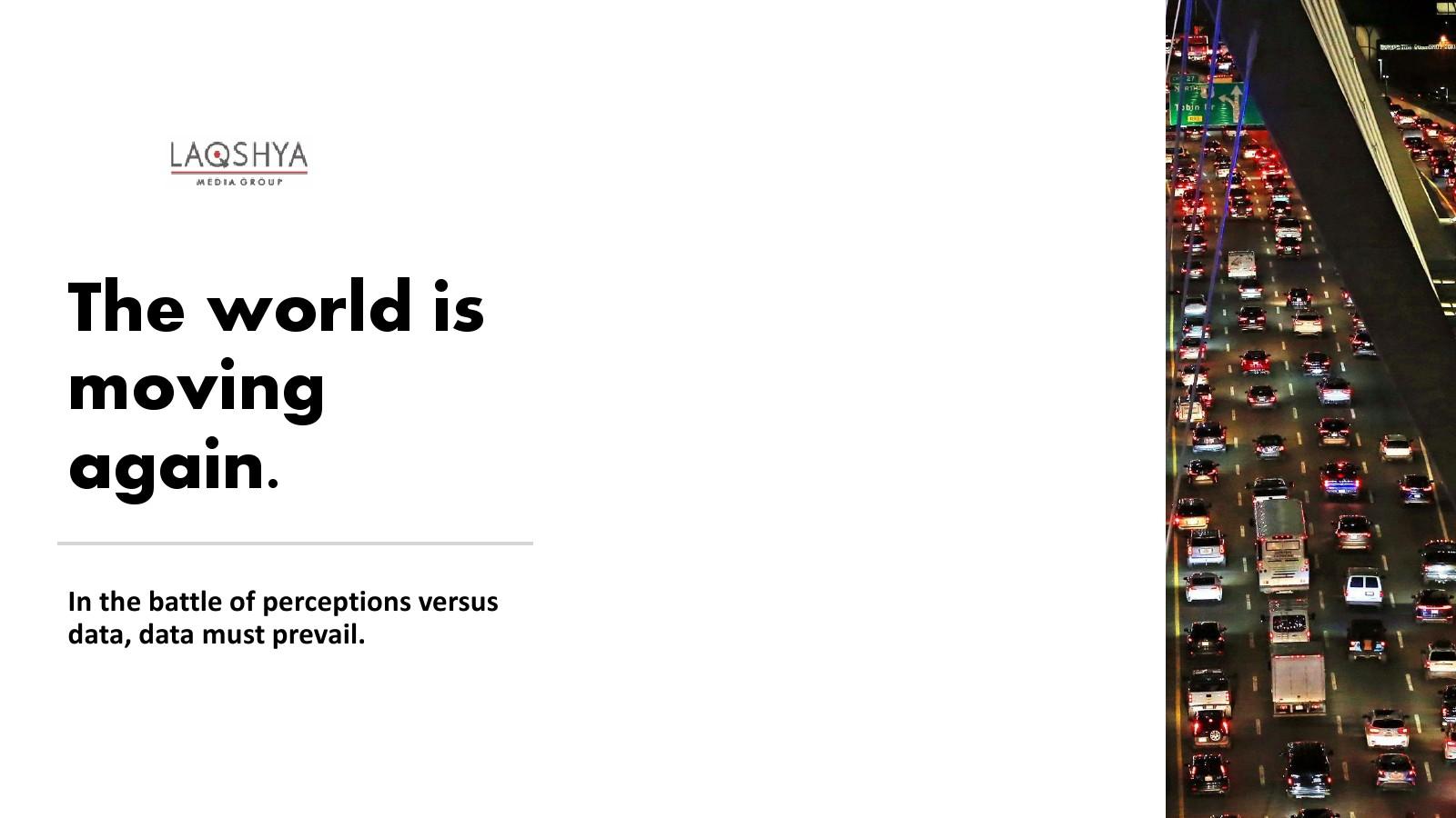 Laqshya报告:世界再次运转