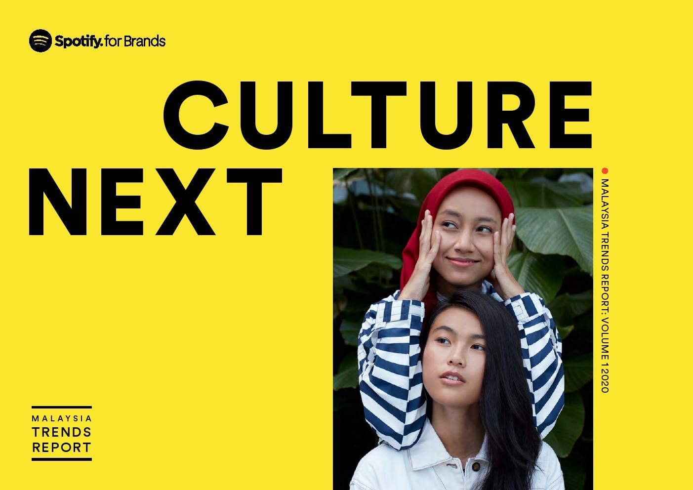 文化:定义东南亚Z世代和千禧一代的趋势报告