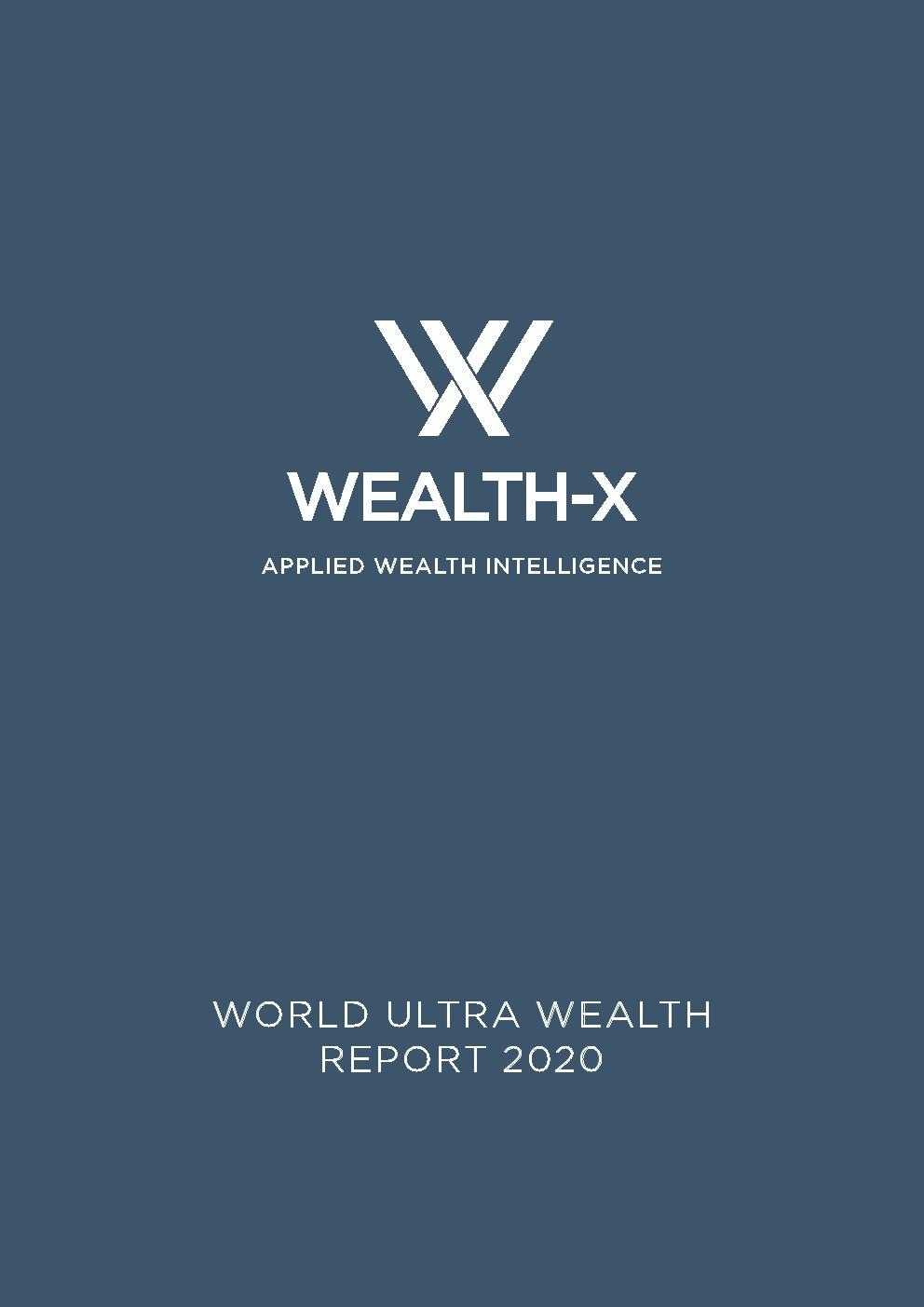 Wealth-X:2020世界超级财富报告