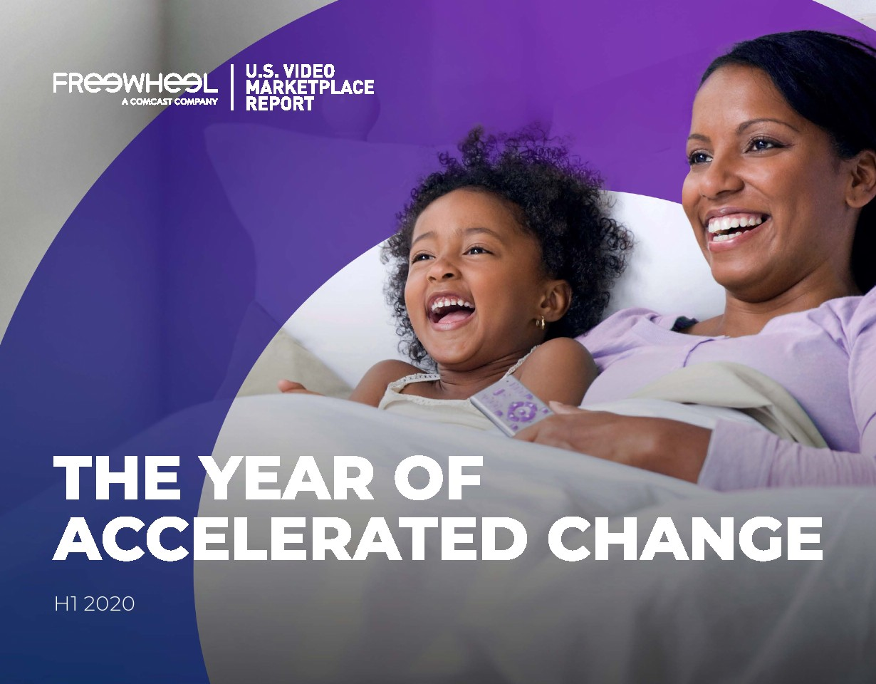 Freewheel:2020上半年视频营销报告