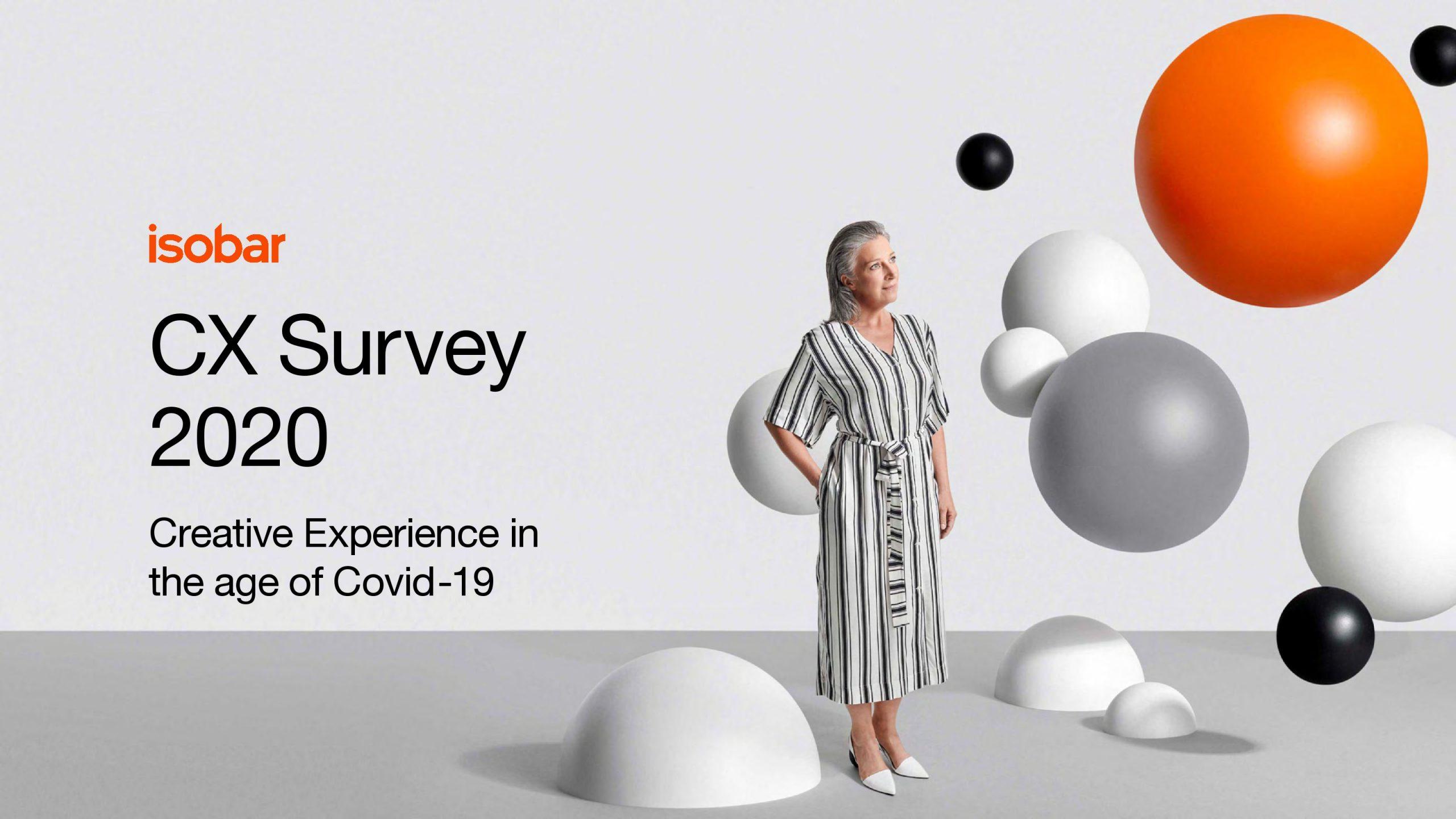 Isobar:Covid-19时代创造性客户经验