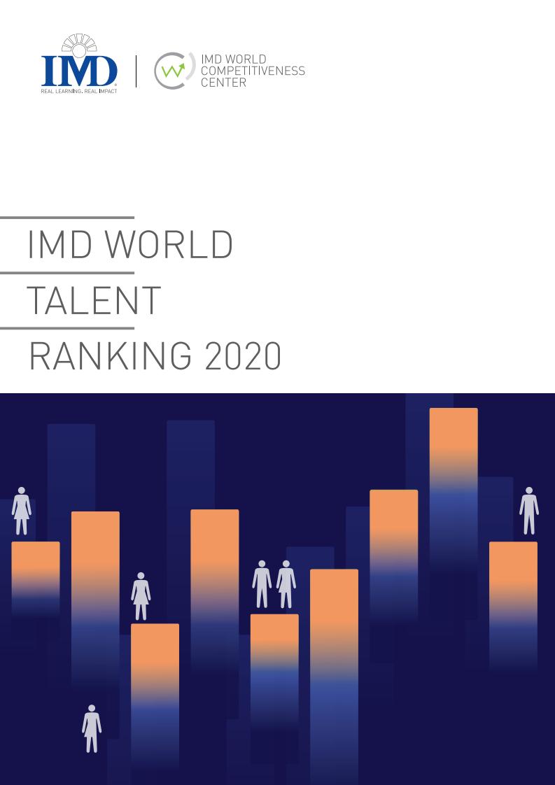 IMD:2020年全球人才报告(113页)