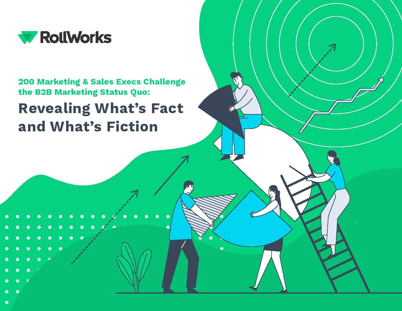 RollWorks:B2B营销报告之揭示事实与虚构