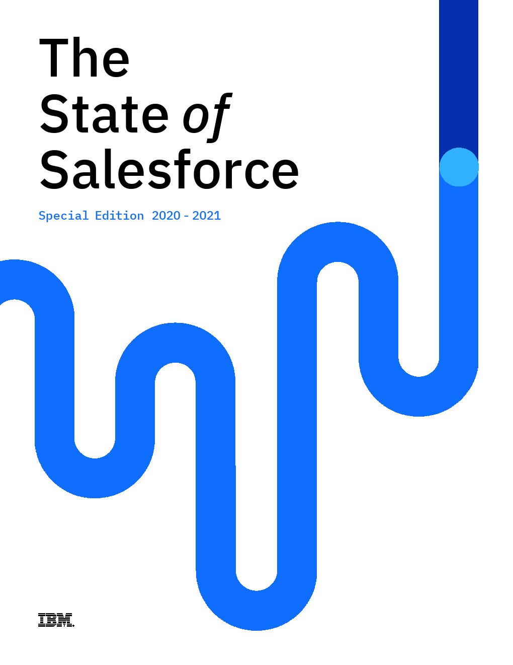 Bluewolf:2020-2021年Salesforce报告