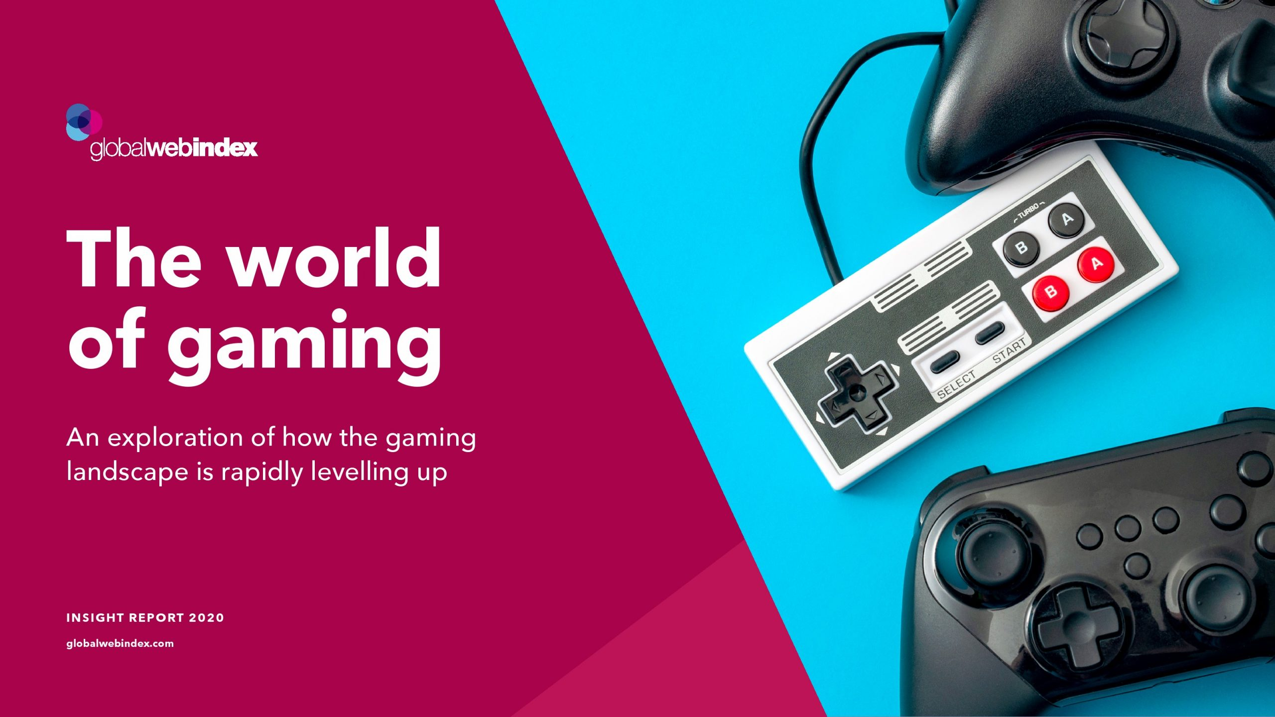GWI:2020年游戏报告