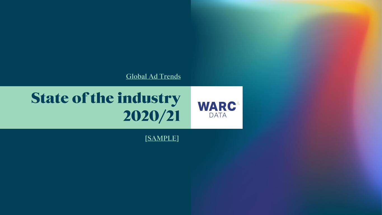 WARC:2020-2021年全球广告行业状况趋势报告