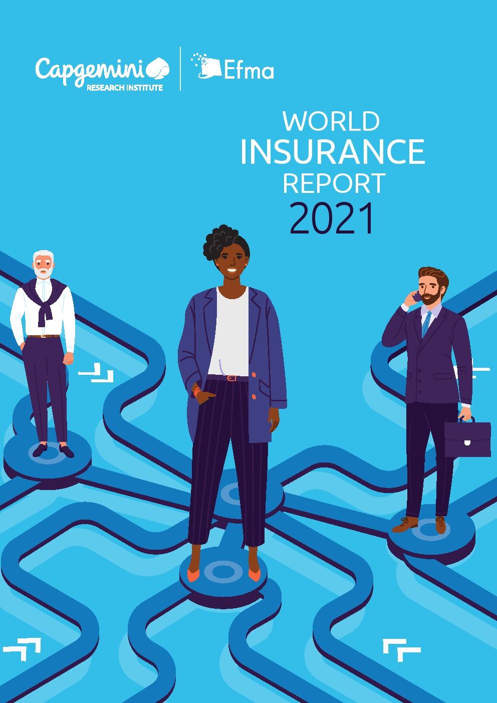 凯捷:2021年全球保险报告