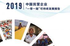 """中国民营企业""""一带一路""""可持续发展报告(2019)_000001.jpg"""