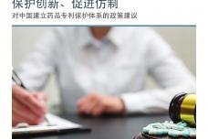 对中国建立药品专利保护体系的政策建议_000001.png