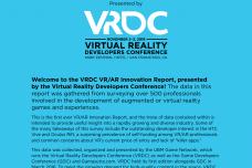 2016年VRAR开发者创新调查报告_000001.png