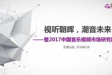2017中国视频音乐市场研究报告_000001.png