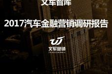 2017年汽车金融营销调研报告_000001.jpg