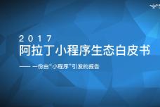 2017阿拉丁小程序生态白皮书_000001.png