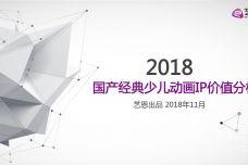 2018国产经典少儿动画IP价值分析报告_000001.jpg