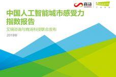 2018年中国人工智能城市感受力指数报告_000001.jpg