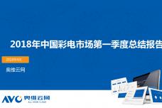 2018年中国彩电市场第一季度总结报告_000001.png