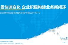 2019中国零售领域消费金融发展专题分析_000001.jpg