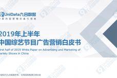 2019年上半年中国综艺节目广告营销白皮书_000001.jpg