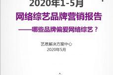 2020年1-5月网络综艺品牌营销报告_000001.jpg