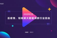 2020年5月短视频大数据行业洞察_000001.jpg